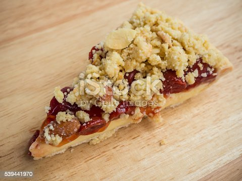 885959540istockphoto cherry cheese pie-1 539441970