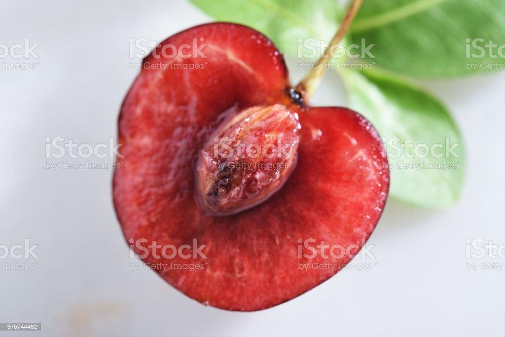 cherry Obst - Lizenzfrei Fotografie Stock-Foto