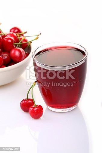 Cherry and cherry juice