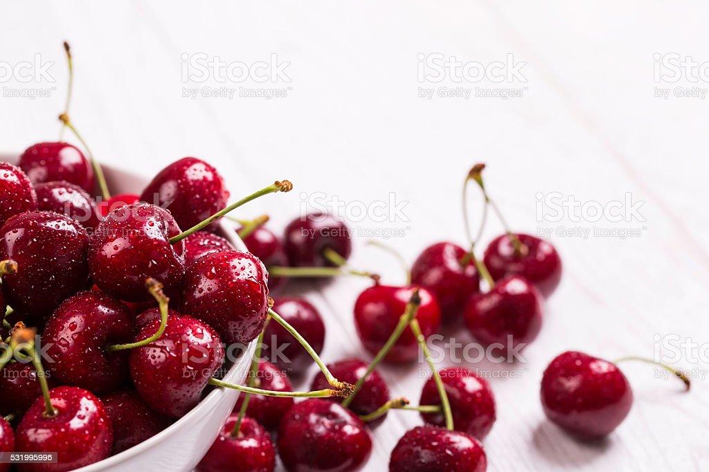 cherry zbiór zdjęć royalty-free