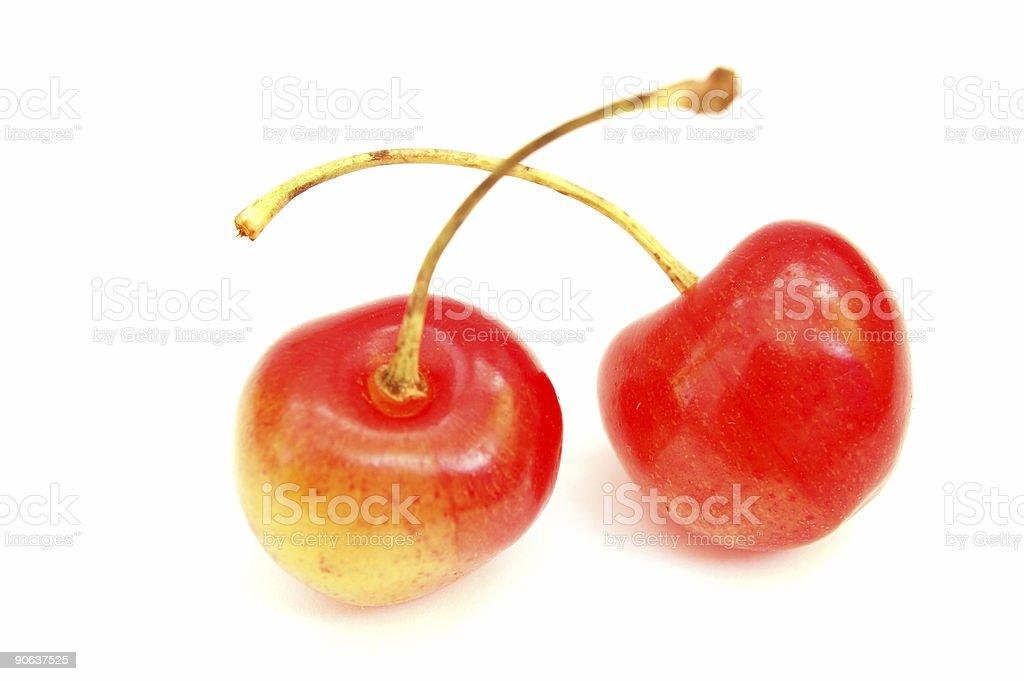 cherry #3 royalty-free stock photo
