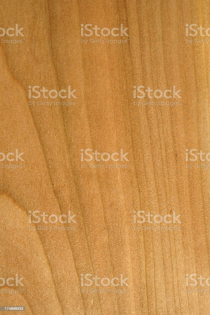 Cherry wood royalty-free stock photo