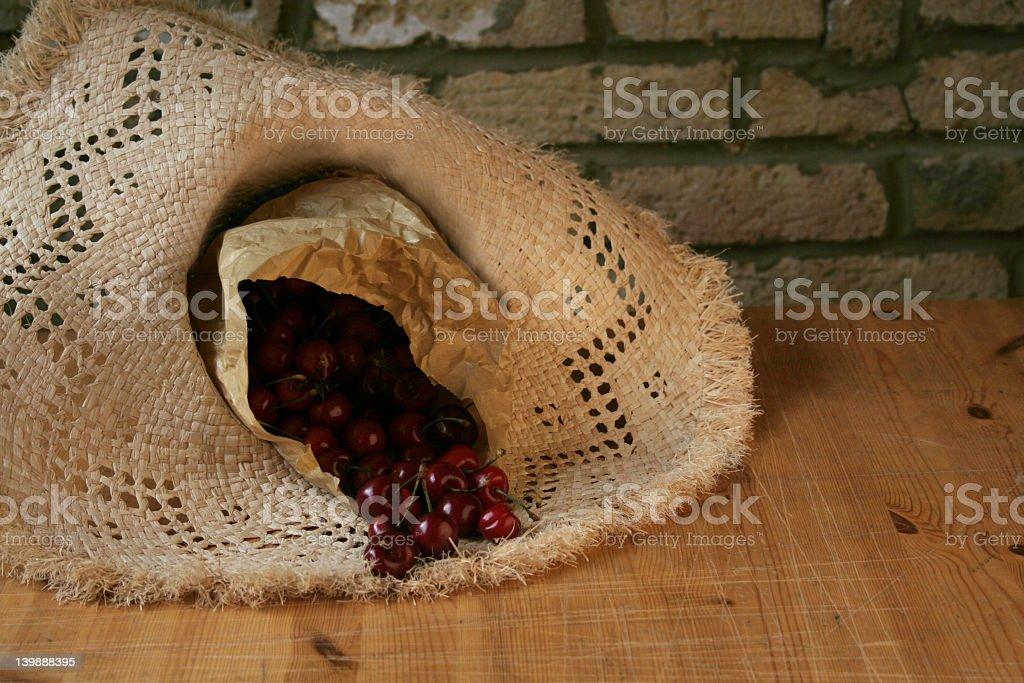 Cherrys - Summer Fruits Series 1 royalty-free stock photo