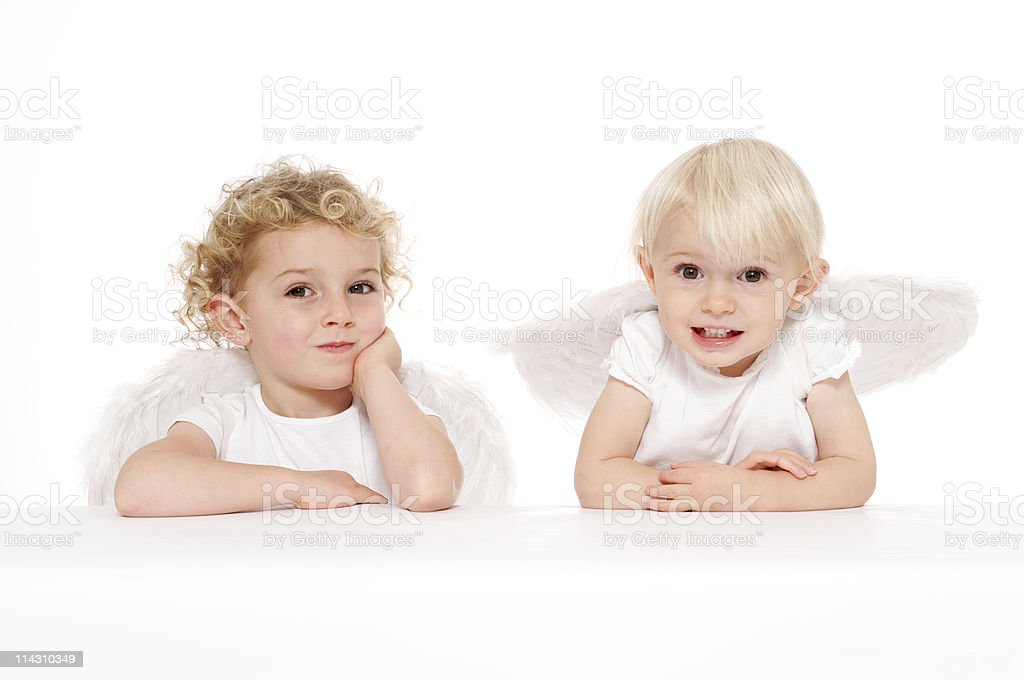 Cherubini royalty-free stock photo