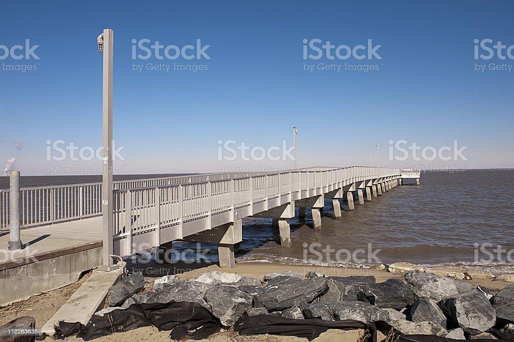 Chesapeake Bay Delaware royalty-free stock photo