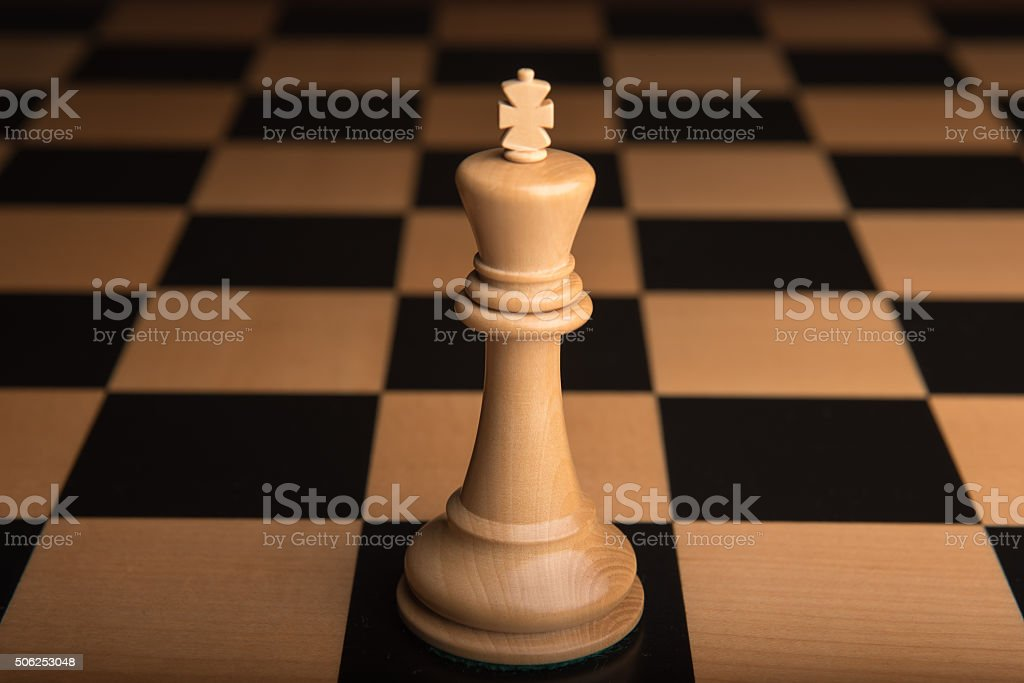 Chess 7 stock photo