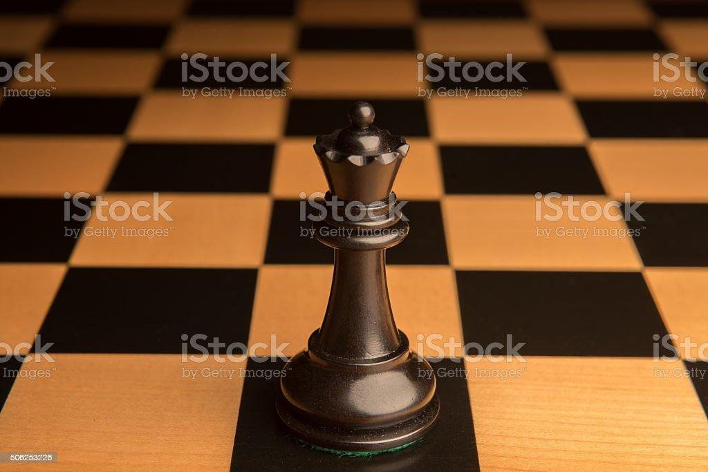 Chess 8 stock photo