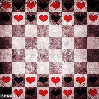 istock Chess background 464805739