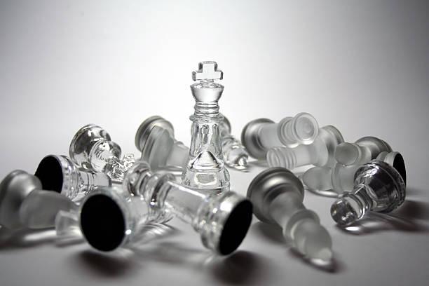 Schachspiel Spiel – Foto