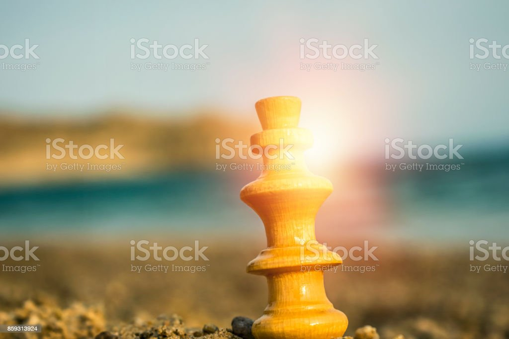 chess king piece leadership concept business concept stock photo