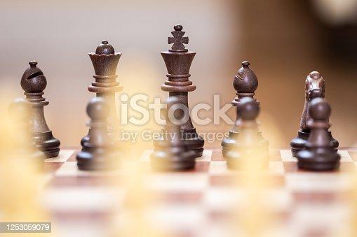 istock Chess 1253059079
