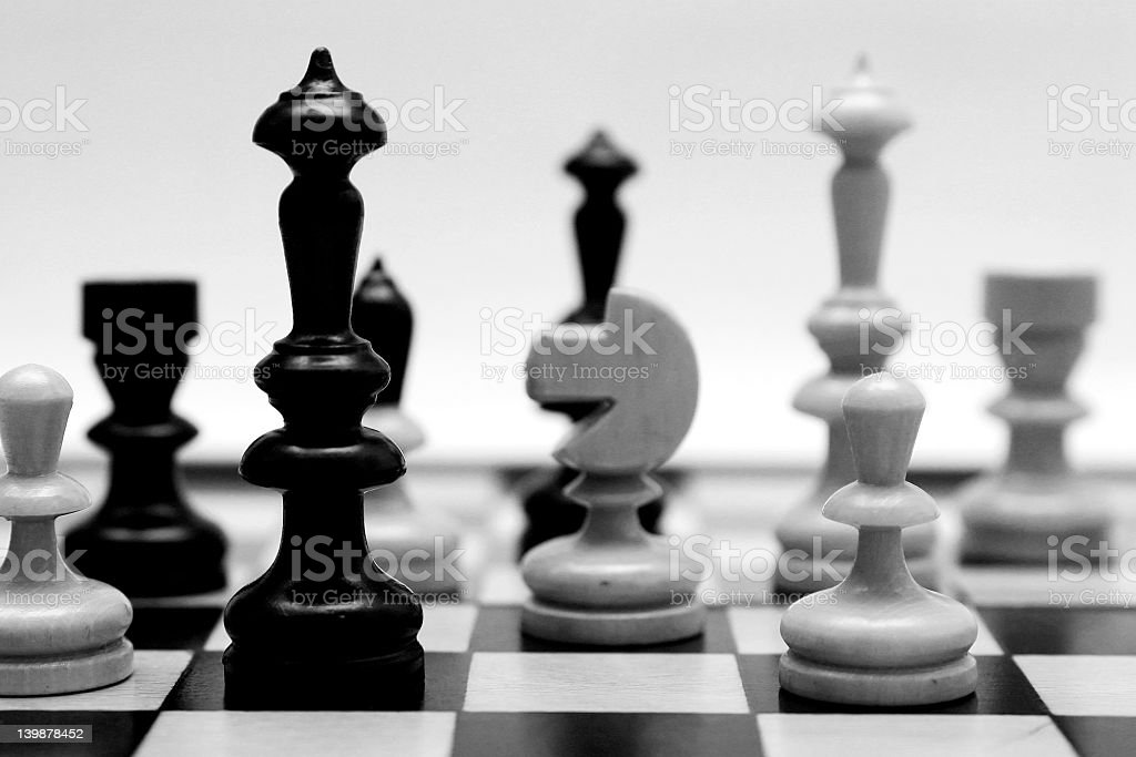 Schach – Foto