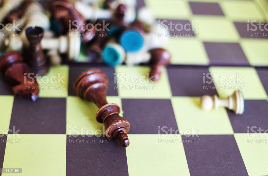chess royaltyfri bildbanksbilder
