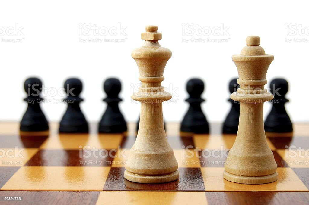 chess - Royalty-free Business Stock Photo