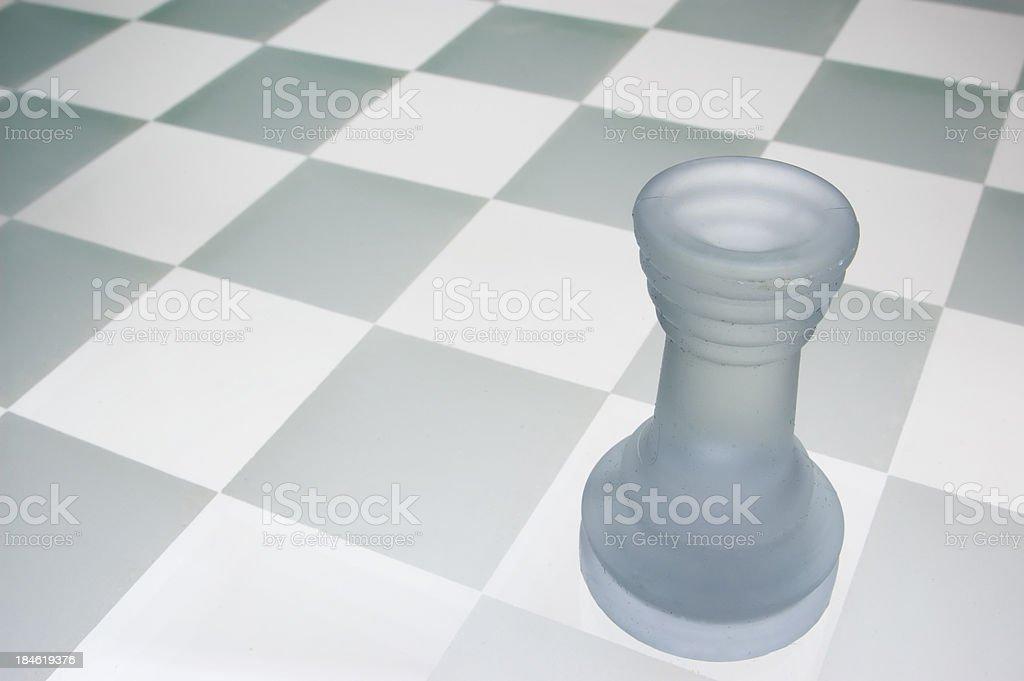 Chess Piece stock photo