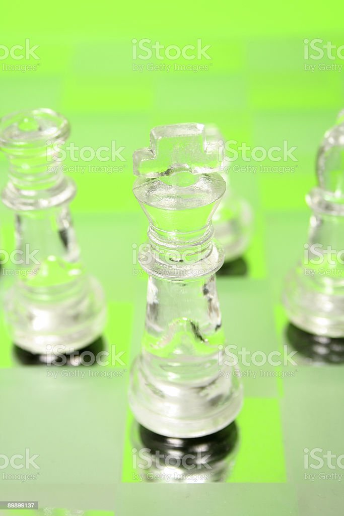 Chess Piece royalty-free stock photo