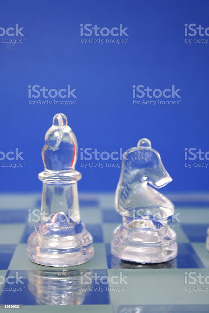 Chess Piece royalty-free stock photo