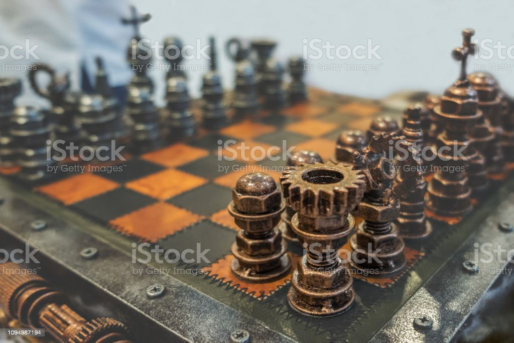 Chess, Game, Board, Strategy