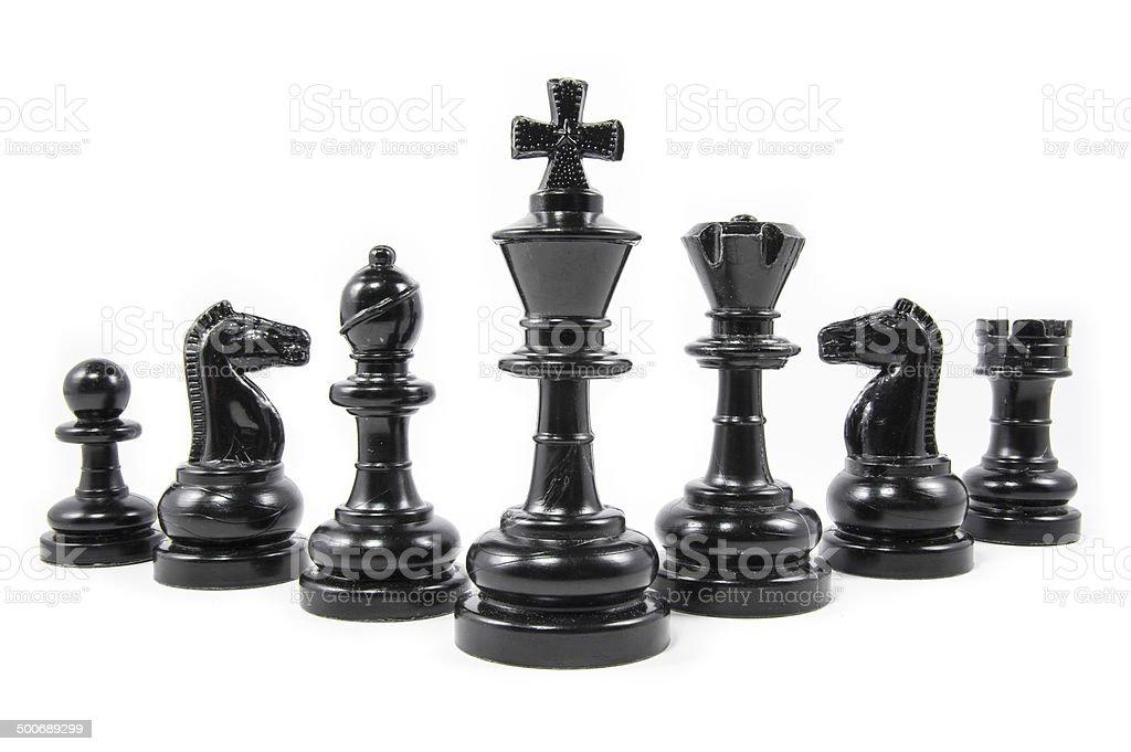 Schachfiguren – Foto