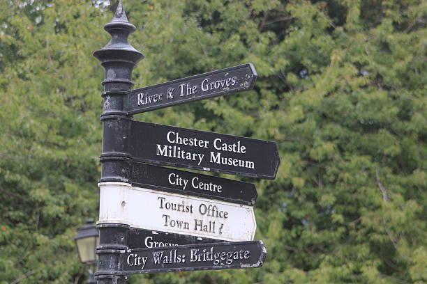 Chester City Centre – Foto