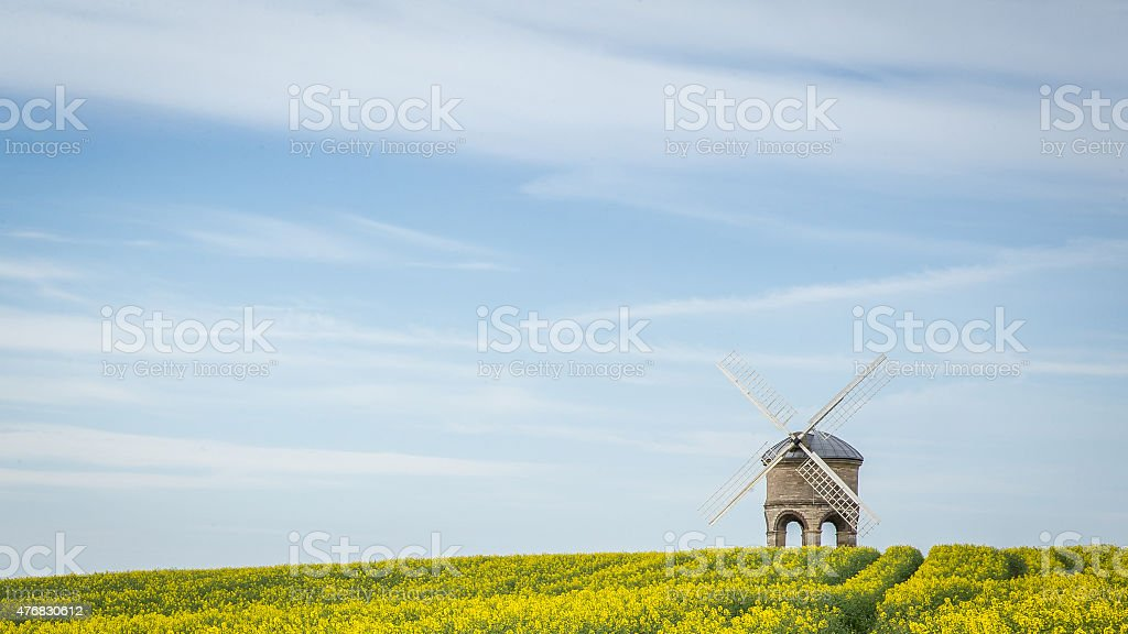 Chesterton Mill stock photo
