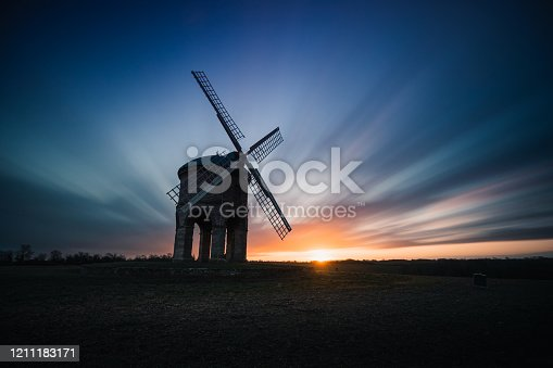 istock Chesterton windmill UK 1211183171