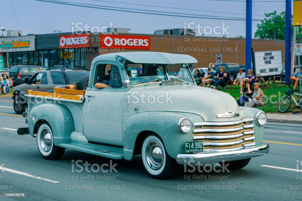 1951 Chevrolet 3100 Pickup Truck Stock Photo Download Image Now Istock
