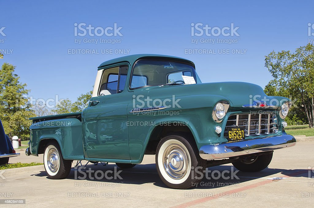 Chevrolet Apache 1956 Pickup Truck Stock Photo Download Image Now Istock