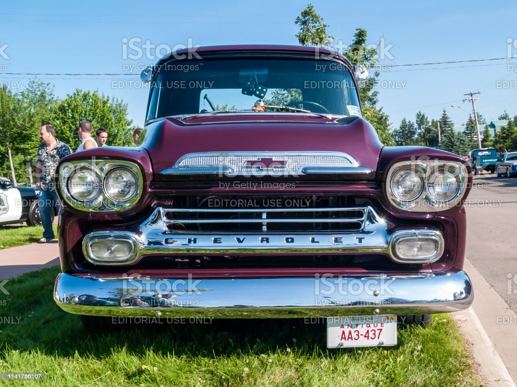 1959 Chevrolet Apache 32 Pickup Truck Stock Photo Download Image Now Istock