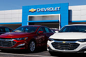 Chevrolet Automobile Dealership. Chevy is a Division of General Motors