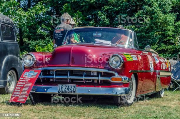 1954 Chevrolet Bei Air convertible