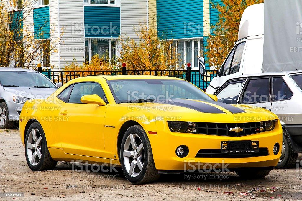 Chevrolet Camaro - foto stock