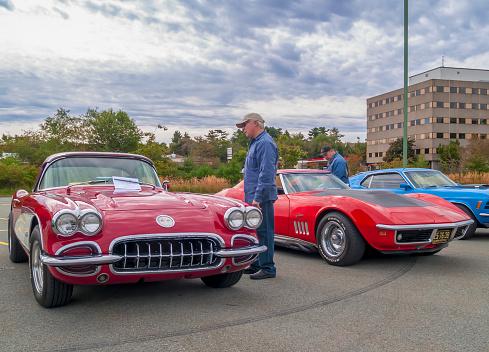1960 Chevrolet Corvette 1969 Corvette Stingray Stockfoto Und Mehr Bilder Von 1960 Istock