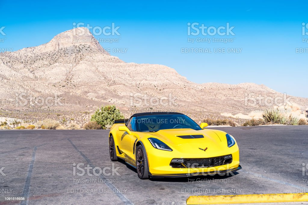 Chevrolet Las Vegas >> Chevrolet Corvette Z06 In Red Rock Canyon Las Vegas Nevada