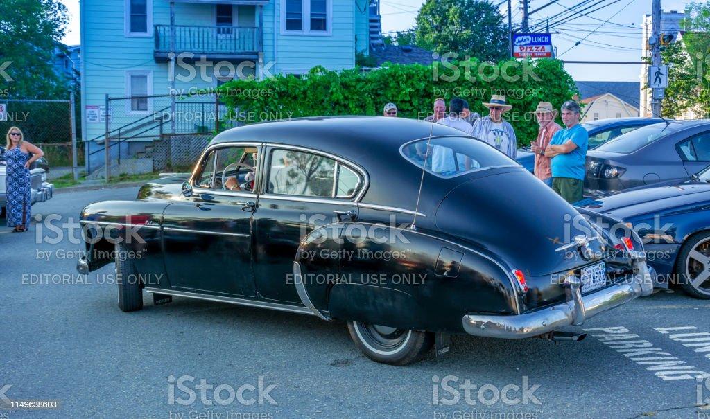 1950 Chevrolet Fleetline Sedan Deluxe Stockfoto Und Mehr Bilder Von 1950 Istock