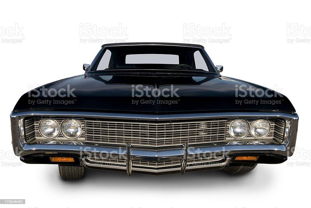 Chevrolet Impala 1969 royalty-free stock photo