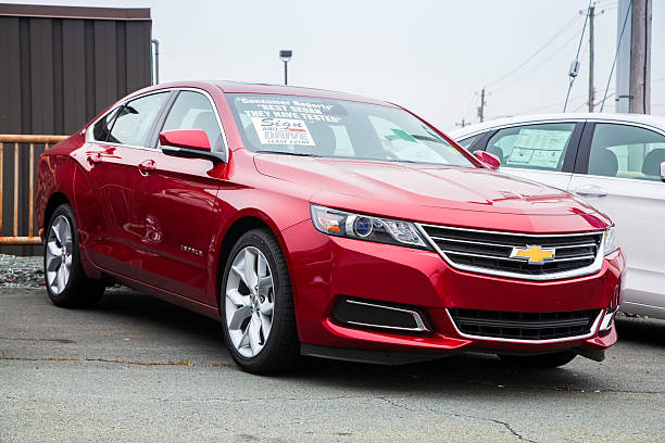 Chevrolet Impala stock photo