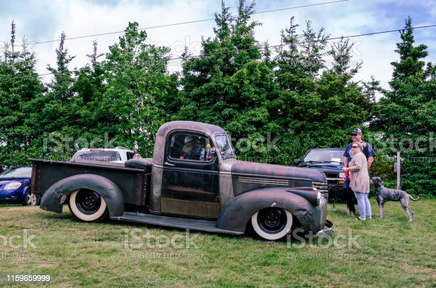 1942 Chevrolet pickup truck rat rod