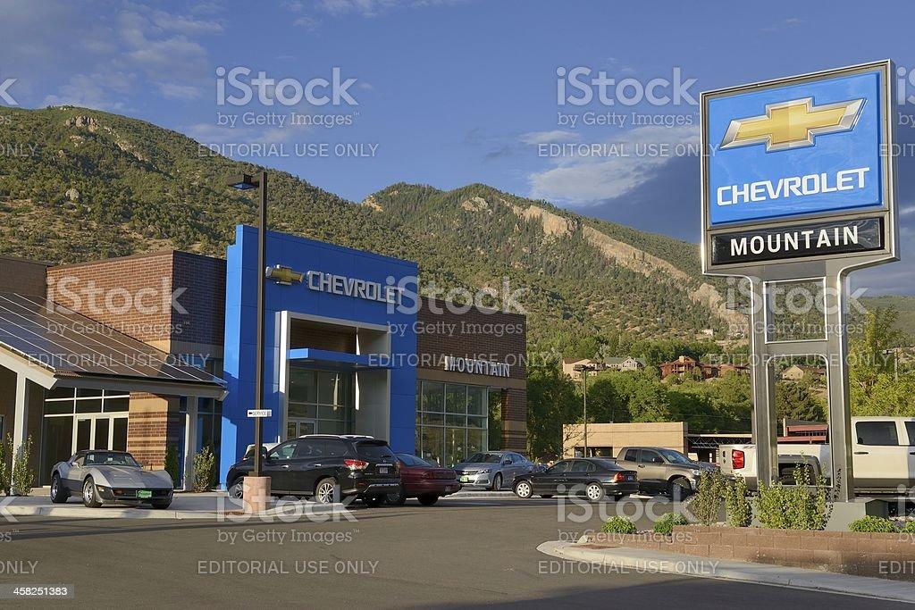 Chevrolet Stock Photo Download Image Now Istock