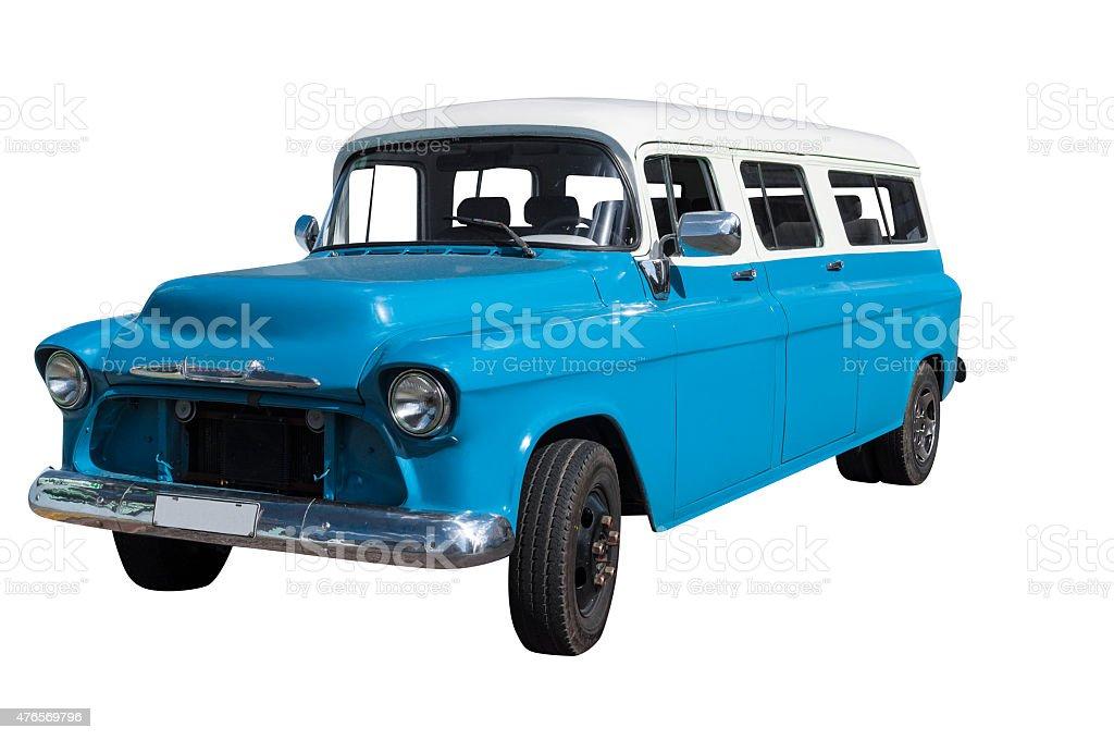 Chevrolet Station Wagon stock photo