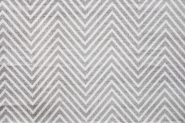白色和灰色的雪佛龍地毯 - black and white pattern 個照片及圖片檔
