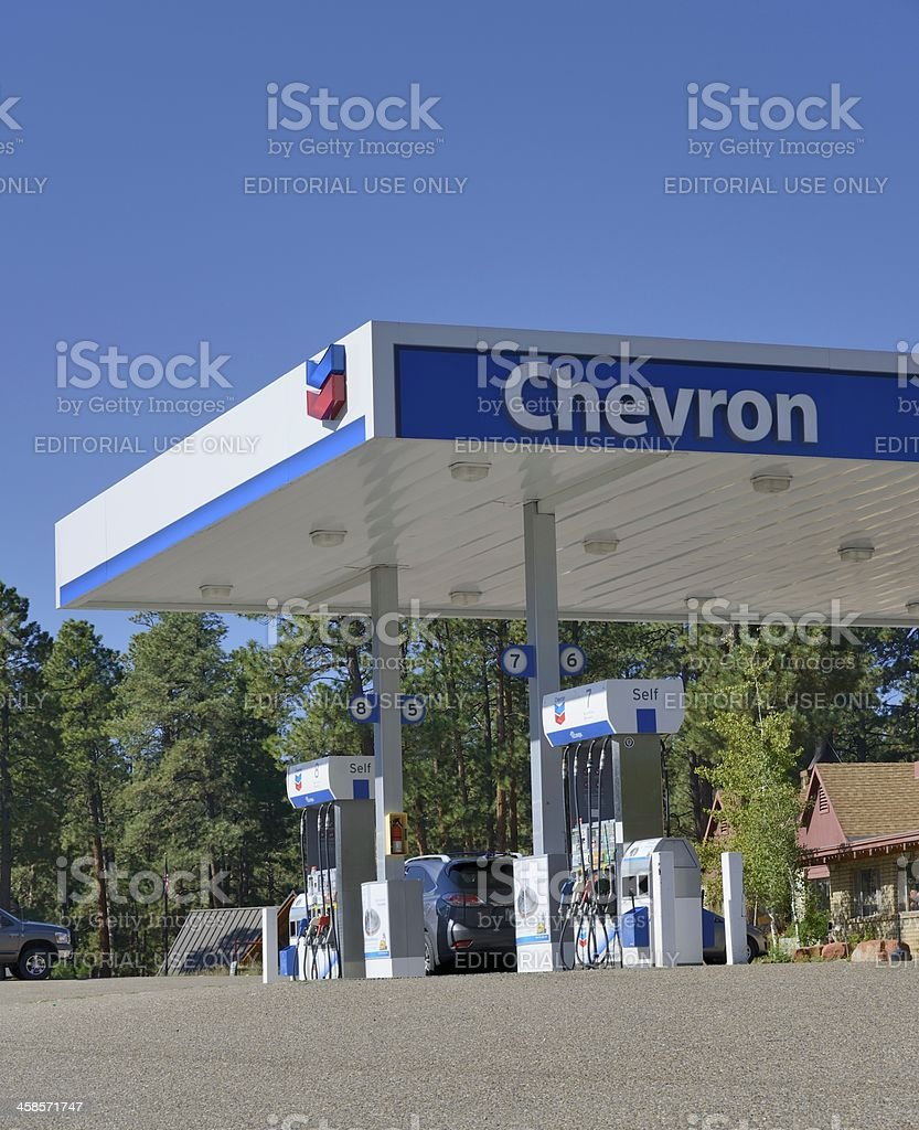 Chevron royalty-free stock photo
