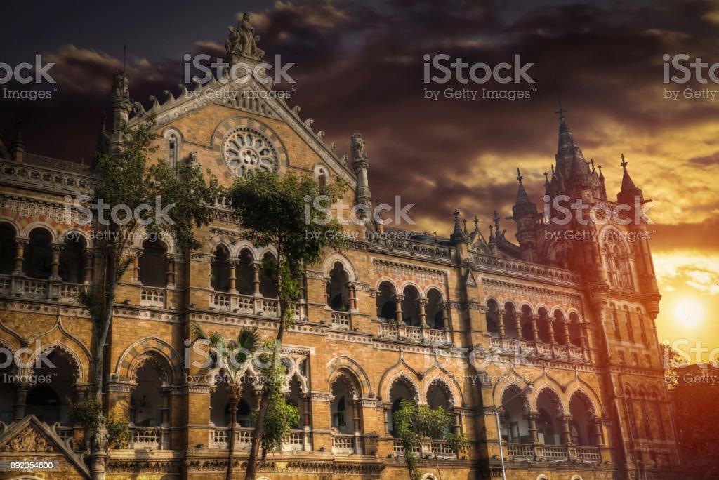 Chhatrapati Shivaji stock photo