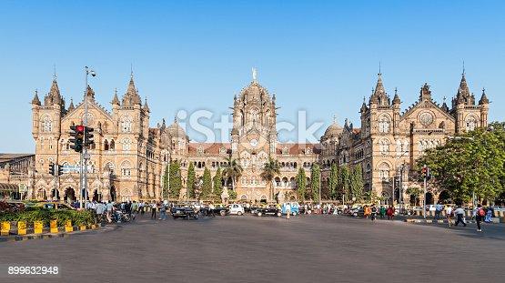 istock Chhatrapati Shivaji Terminus 899632948