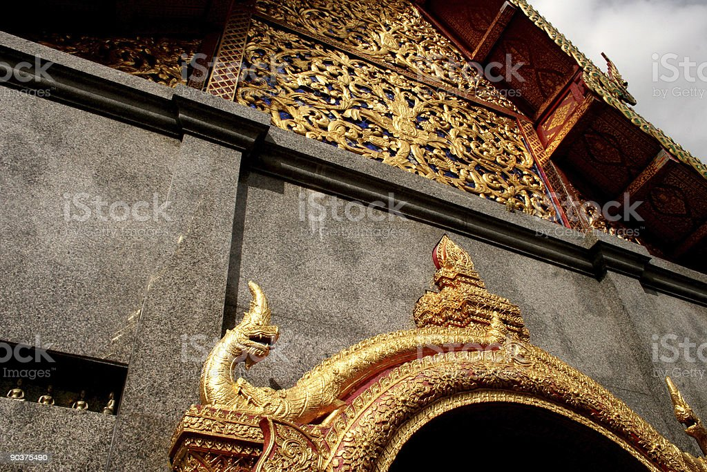 Chiang Mai 6 royalty-free stock photo