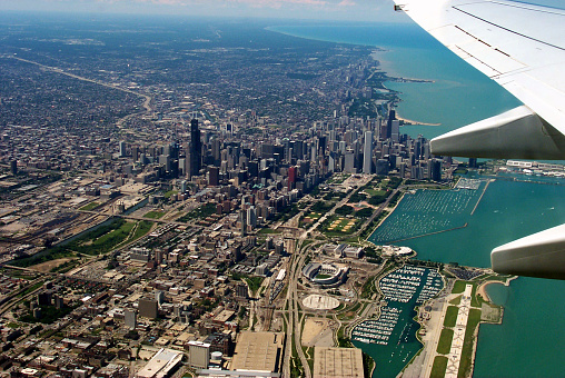 Chicago - Aerial Two