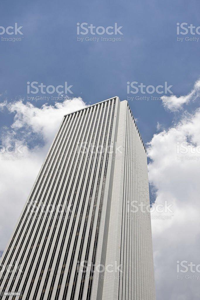 Architettura di Chicago foto stock royalty-free