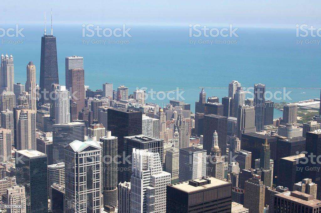 Chicago, Illinois royalty-free stock photo