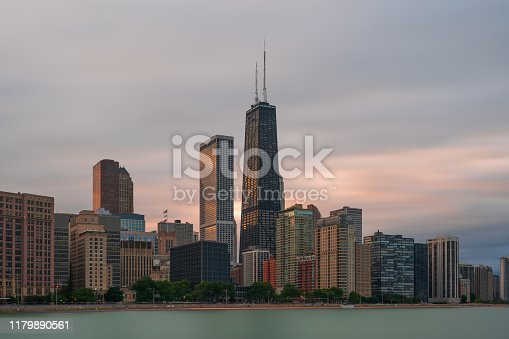852738732istockphoto Chicago Lake Shore Drive - Autumn Cityscape 1179890561