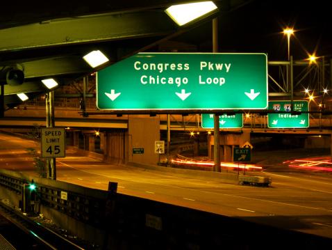 Chicago Loop Expressway